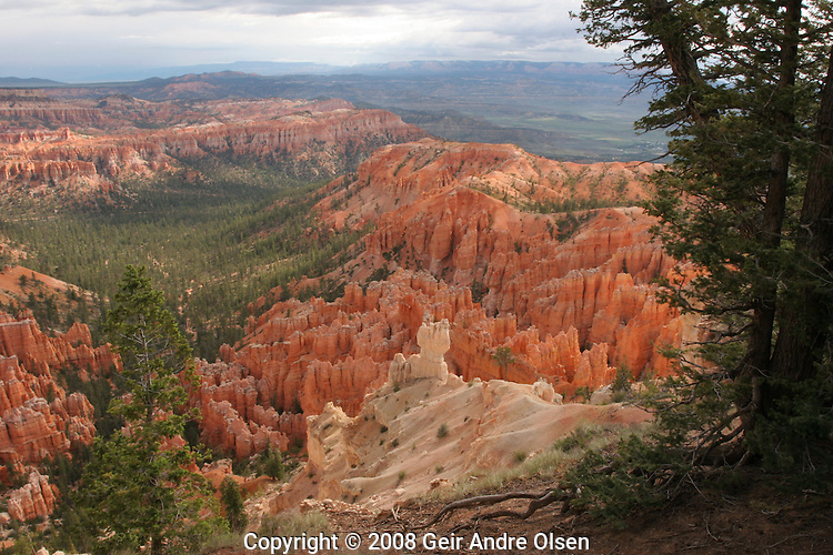 Spectacular view of Bryce Canyon, Utah, USA