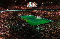 Rotterdam, The Netherlands, 16 Februari 2019, ABNAMRO World Tennis Tournament, Ahoy, Semis, Stadium,<br /> Photo: www.tennisimages.com/Henk Koster