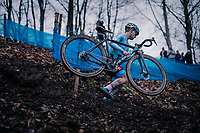ISERBYT Eli (BEL/Marlux-Bingoal)<br /> <br /> Brussels Universities Cyclocross (BEL) 2019<br /> Elite Men's Race<br /> DVV Trofee<br /> ©kramon