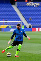 Harrison, NJ - Friday July 07, 2017: Maxime Crepeau during a 2017 CONCACAF Gold Cup Group A match between the men's national teams of French Guiana (GUF) and Canada (CAN) at Red Bull Arena.