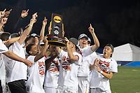 Santa Barbara, CA - Sunday, December 9, 2018:  Maryland won the 2018 Men's College Cup, defeating Akron 1-0.