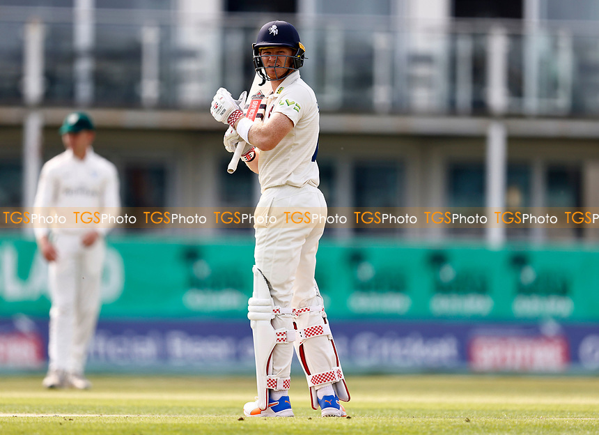 Sam Billings of Kent during Kent CCC vs Worcestershire CCC, LV Insurance County Championship Division 3 Cricket at The Spitfire Ground on 6th September 2021
