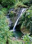 Karibik, Kleine Antillen, Grenada: Concord Wasserfaelle | Caribbean, Lesser Antilles, Grenada: Concord Waterfalls