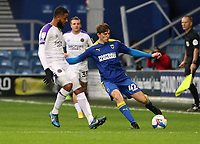 Steve Seddon of AFC Wimbledon during AFC Wimbledon vs Shrewsbury Town, Sky Bet EFL League 1 Football at The Kiyan Prince Foundation Stadium on 17th October 2020