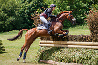 GBR-Sarah Bullimore rides Corouet during the Cross Country for the CCI-L 4*. 2021 GBR-Bicton International Horse Trials. Devon. Great Britain. Saturday 12 June. Copyright Photo: Libby Law Photography