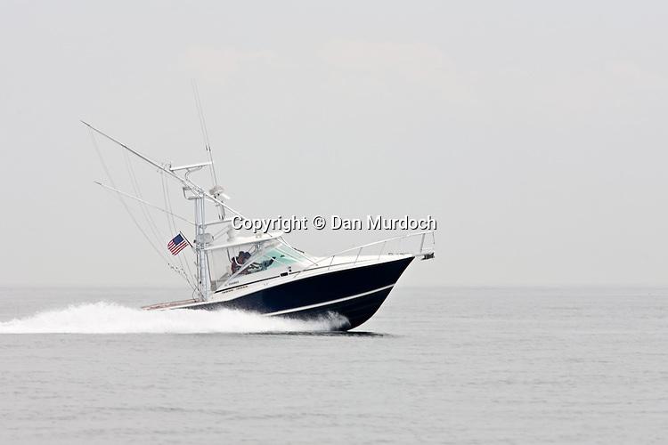 Cruising Powerboat