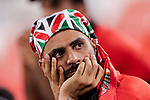 Fans of United Arab Emirates reacts after losing the AFC Asian Cup UAE 2019 Semi Finals match between Qatar (QAT) and United Arab Emirates (UAE) at Mohammed Bin Zaied Stadium  on 29 January 2019 in Abu Dhabi, United Arab Emirates. Photo by Marcio Rodrigo Machado / Power Sport Images