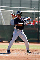 Guillermo Pimentel - Seattle Mariners 2009 Instructional League. .Photo by:  Bill Mitchell/Four Seam Images..