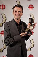 Montreal (Qc) CANADA, September 9, 2007 -<br /> Stephane Crete,<br /> Gala des Gemeaux, Palais des Congres de Montreal.<br /> <br /> photo : Pierre Roussel (c)  Images Distribution