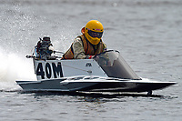 40-M   (Outboard Hydroplanes)