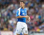 St Johnstone FC...Season 2012-13.David McCracken.Picture by Graeme Hart..Copyright Perthshire Picture Agency.Tel: 01738 623350  Mobile: 07990 594431