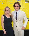 Elisabeth Shue & Davis Guggenheim at The The Bill & Melinda Gates Foundation & Viacom Host Get Schooled held at Paramount Studios in Hollywood, California on September 08,2009                                                                                      Copyright 2009 DVS / RockinExposures