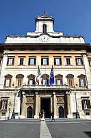 Roma 2/4/2004 <br /> Montecitorio - Camera dei Deputati<br /> Foto Andrea Staccioli Insidefoto