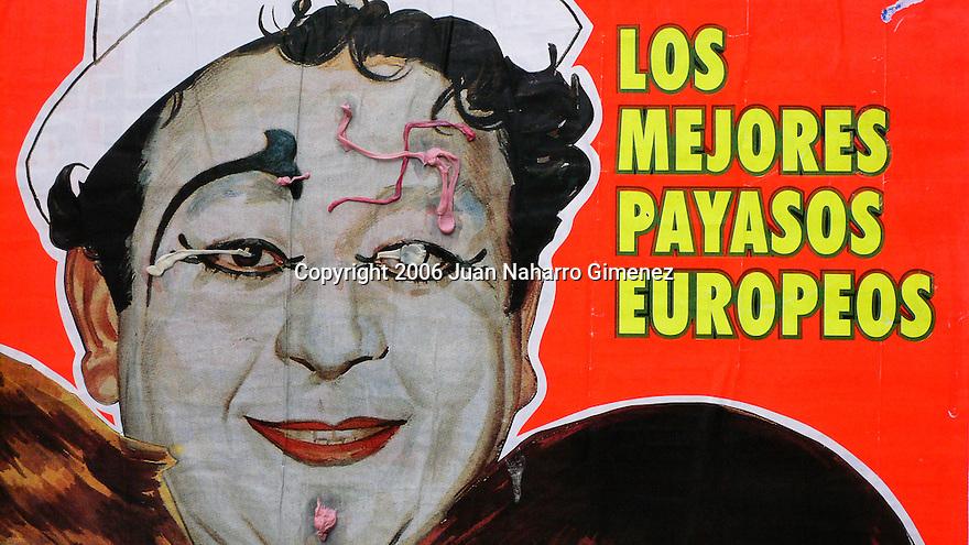 'Europe's Best Clowns'<br /> 2006 Albacete.<br /> ©Juan Naharro Gimenez