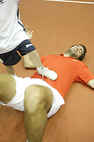 16-12-06,Rotterdam, Tennis Masters 2006,Kids fotoshoot