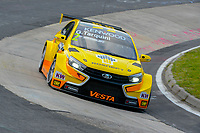 Race of Germany Nürburgring Nordschleife 2016 Free Training 1 WTCC 2016 #2 TC1 LADA Sport Rosneft. LADA Vesta WTCC Gabriele Tarquini (ITA) © 2016 Musson/PSP. All Rights Reserved.