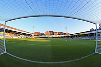 General view of the ground ahead of Southend United vs Brighton & Hove Albion Under-23, Checkatrade Trophy Football at Roots Hall on 30th August 2016
