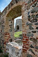 Annaberg Plantation Ruins<br /> Virgin Islands National Park<br /> St. John, US Virgin Islands