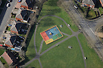 Lancashire from the Air - aerial views industrial sites