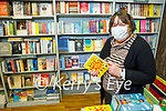 Brenda Woulfe of Woulfe's Bookshop Listowel on Tuesday.
