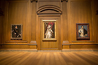 Washington Smithsonian National Gallery of Art sala Rubens al centro ritratto di Brigida Spinola Doria olio su tela 1606
