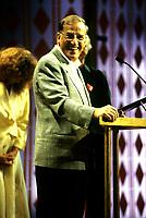 July 1993 file photo - Montreal Qc) CANADA - Festival Juste Pour Rire : Jean Lapointe