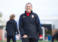 Carson, CA - January 21, 2017: The USWNT trains during January Camp.