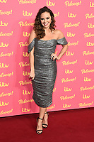 Robyn Richford<br /> arriving for the ITV Palooza at the Royal Festival Hall, London.<br /> <br /> ©Ash Knotek  D3532 12/11/2019