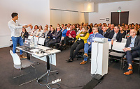 Nieuwegein,  Netherlands, 24 November 2018, KNLTB Year congress KNLTB, Knowledge session<br /> Photo: Tennisimages.com/Henk Koster