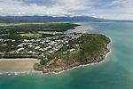 Aerial view of Port Douglas