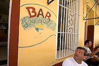 Cuba, Bar in Trinidad, Provinz Sancti Spiritus