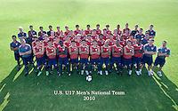 US U17 Men's National Team 2010