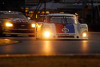 #59 Brumos Porsche/Riley of David Donohue, Hurley Haywood, Darren Law, Butch Leitzinger & Rapheal Matos