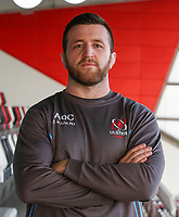 Tuesday 12th November 2019 | Ulster Rugby Match Briefing<br /> <br /> Alan O'Connor at the Match Briefing held at Kingspan Stadium, Belfast ahead of the Heineken Champions Cup Round 1 clash against Bath at the Recreation Ground Bath on Saturday 16th November 2019.  Photo by John Dickson / DICKSONDIGITAL