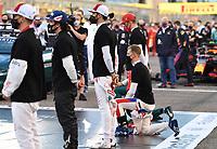 28th March 2021; Sakhir, Bahrain; F1 Grand Prix of Bahrain, Race Day;   F1 Grand Prix of Bahrain, Mick Schumacher GER, Haas F1 Team, F1 Grand Prix of Bahrain