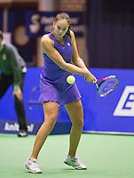 12-12-12, Rotterdam, Tennis, Masters 2012, Kiki Bertens in her match against Lesley Kerkhove