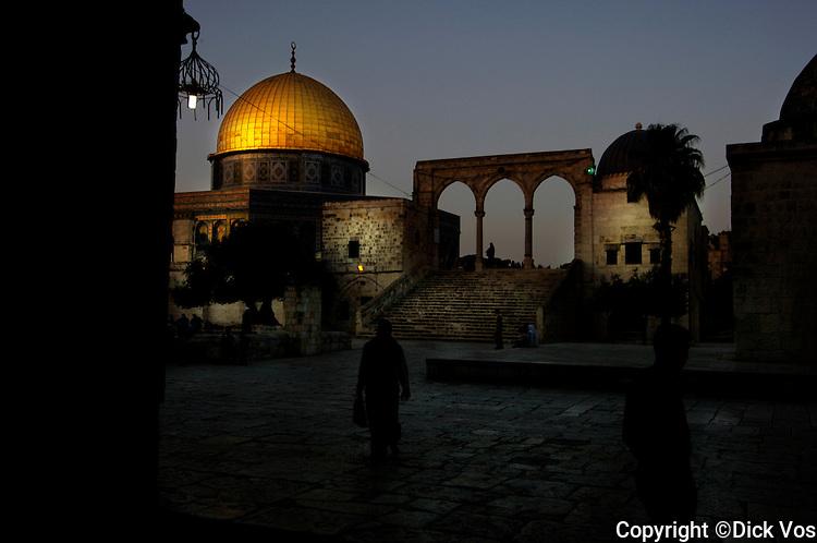 photo: ©Dick Vos.Jerusalem, 30-05-2006..Jerusalem