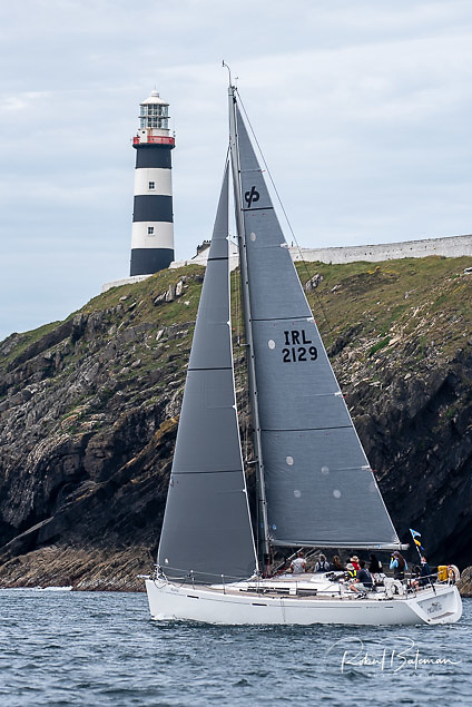 Dun Laoghaire to Dingle Race winner Nieulargo also placed second in Class at June's Sovereigns Cup at Kinsale