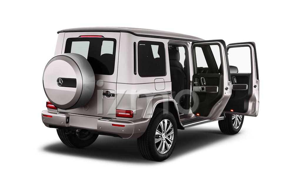 Car images of 2019 Mercedes Benz G-Class Base 5 Door SUV Doors