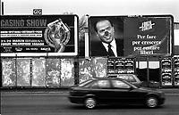 Silvio Berlusconi, nascita di Forza Italia, 1992-1994, Marzo 1995
