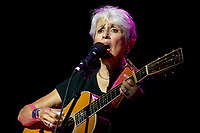 Joan Baez Mary Chapin Carpenter Amy Ray and Emily Saliers Four Voices  Tour performing  at Tanglewood, Lenox MA 6.17.17