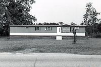 Charleston: Trailer North of Charleston.  Photo '78.