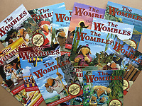 BNPS.co.uk (01202 558833)<br /> Pic: GillSeyfang/BNPS<br /> <br /> Children's Books  1998-2001<br /> <br /> An environmentalist is selling the world's biggest Womble collection after the famous furry creatures inspired her to save the planet as a child.<br /> <br /> Gill Seyfang, a senior lecturer in Sustainable Consumption at the University of East Anglia, owns over 1,700 items relating the furry creatures.<br /> <br /> Her vast collection ranges from soft toys to rubbish bins and was recognised by the Guinness Book of Records in 2016.<br /> <br /> Ms Seyfang, from Norwich, Norfolk, began amassing the group in the 1970s and it has continued to grow ever since.