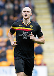 St Johnstone v Partick Thistle…19.08.17… McDiarmid Park… SPFL<br />Conor Sammon<br />Picture by Graeme Hart.<br />Copyright Perthshire Picture Agency<br />Tel: 01738 623350  Mobile: 07990 594431