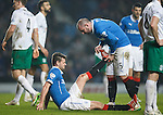 Seb Faure injured