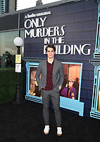 """NEW YORK CITY - AUG 24: Kyle Selig attends the screening of Hulu's """"Only Murders in the Building"""" at The Greens at Pier 17 on August 24, 2021 in New York City. (Photo by Frank Micelotta/Hulu/PictureGroup)"""