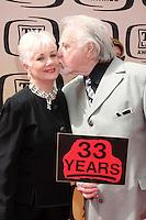 Shirley Jones & Marty Ingels.arrives at the 2010 TV Land Awards.Sony Studios.Culver City, CA.April 17, 2010.©2010 Kathy Hutchins / Hutchins Photo...