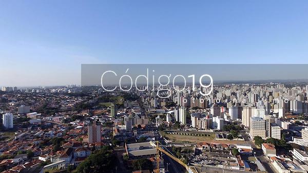CAMPINAS, SP 01.07.2019 - CAMPINAS - Vista da cidade de Campinas (SP). (Foto: Denny Cesare/Codigo19)