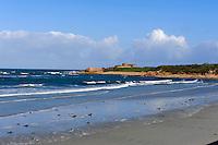 Cobo Bay, Insel Guernsey, Kanalinseln