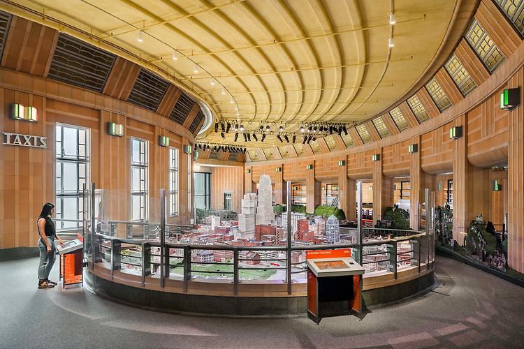 Cincinnati Museum Center Shaping Our City Exhibit   ROTO Design